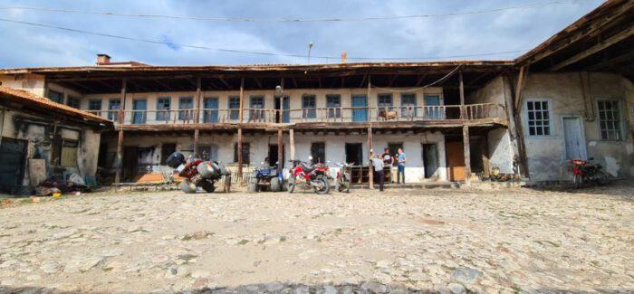Tarihi Emet Han'ı restore edilecek