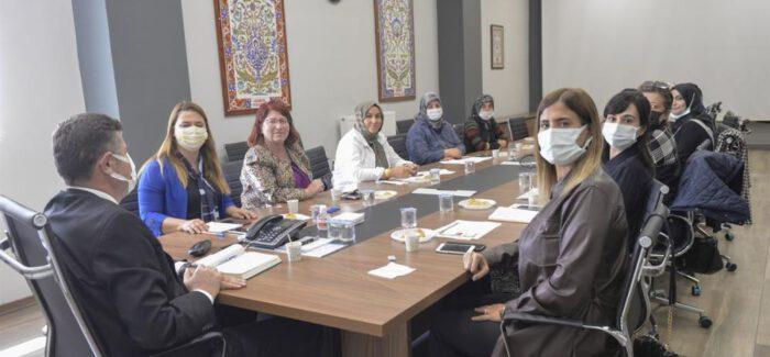 Kütahya'daki kadın kooperatifleri YÖREX Fuarı'na katılacak